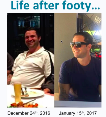 Eric Life after footy